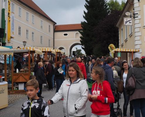 Waldviertel, Michaelikirtag in Schönbach