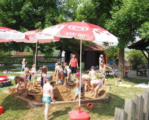 kindergarten in kottes-purk im Waldviertel