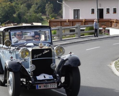 oldtimer trophy Chapron Splendid Landaulet Oldtimer
