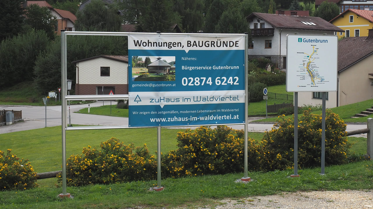 Wohnen im Waldviertel in Gutenbrunn