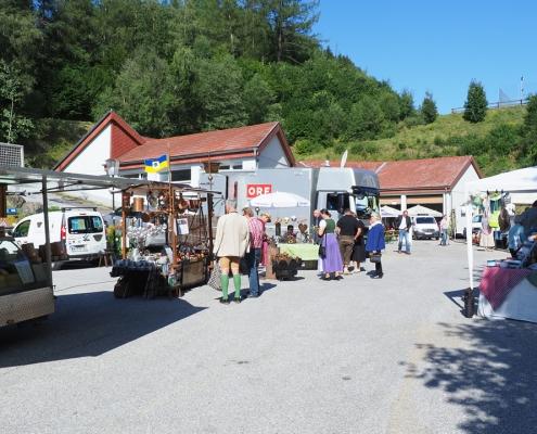 der xl markt in schönbach im waldviertel