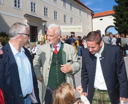 Roland Zimmer, Michael Widermann, Lukas Brandweiner, Willibald Kolm