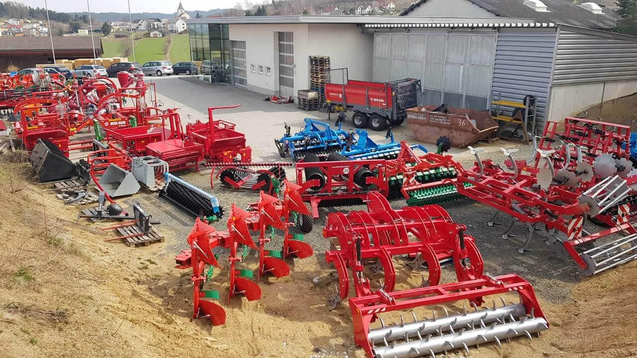 landmaschinen preiser verkauf reparatur rappottenstein waldviertel