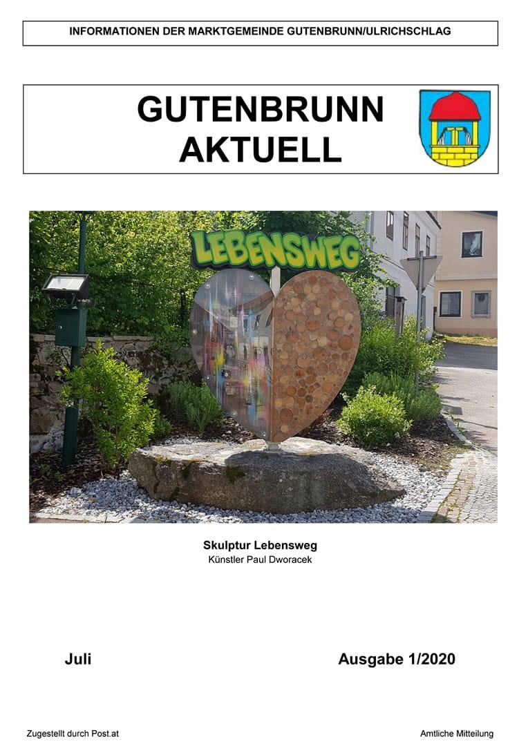 bürgerumfrage gemeindezeitung gutenbrunn waldviertel