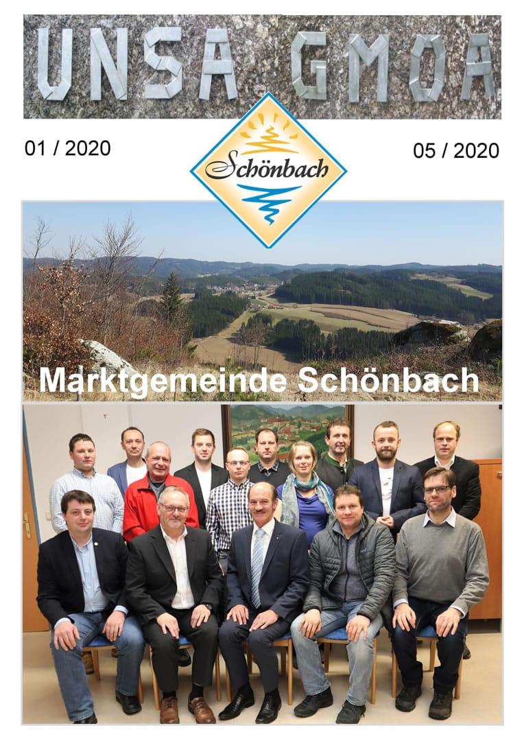 bürgerumfrage gemeindezeitung schoenbach waldviertel