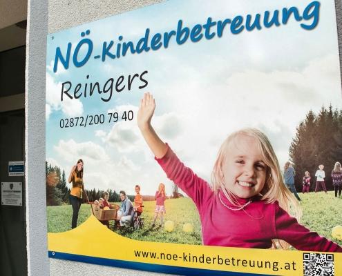 nö kinderbetreuung waldviertel reingers