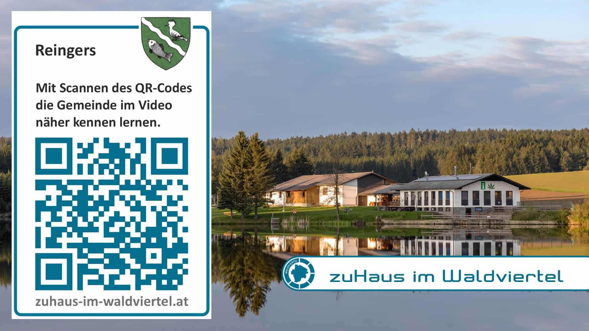 QR Code Projekt Connect Reingers