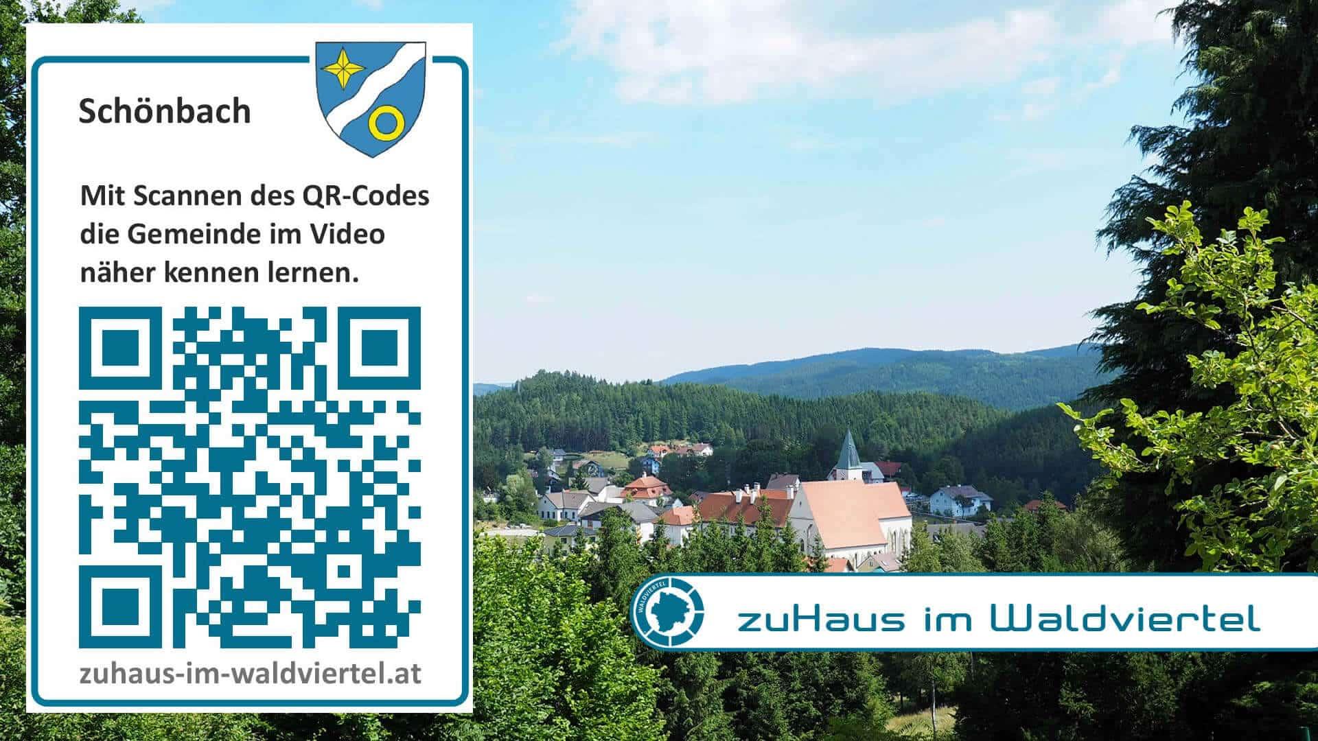 QR Code Projekt Connect Schönbach